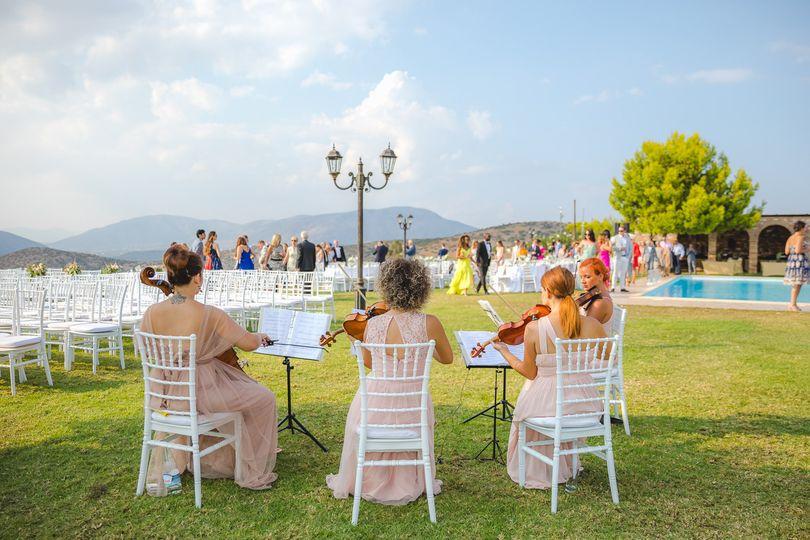 String Quartet in Athens