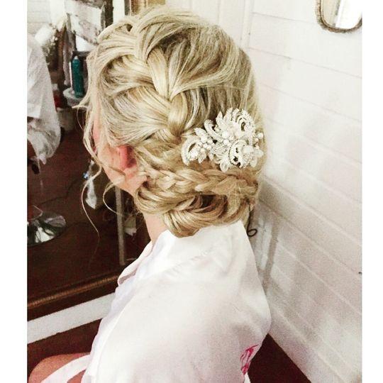Hair by Kaitlin Davidson