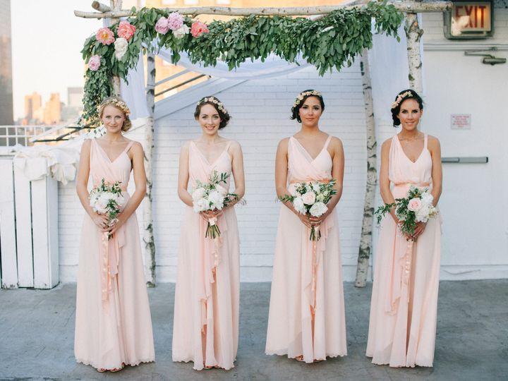 Tmx 1466097822947 7bridal Party 0682 Brooklyn wedding florist