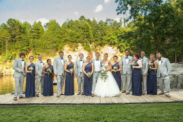 ashley bridal party