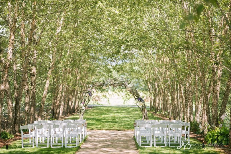 Birch Garden Micro Wedding