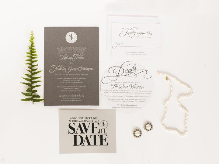 Tmx 1465488379962 Julie B Burlington wedding invitation