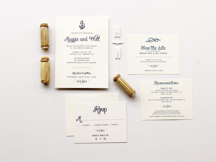 Tmx 1465488478981 Julie C Burlington wedding invitation