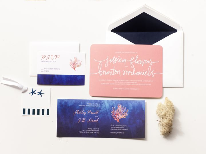 Tmx 1465488652031 Julie D Burlington wedding invitation