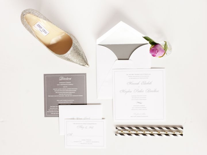 Tmx 1465488824520 Julie G 1 Burlington wedding invitation