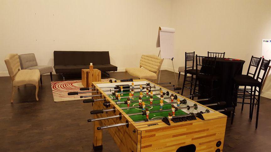 staff activity area