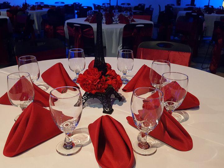 Tmx 1471904536641 Carnation Red Eiffel Tower Hillsboro wedding rental