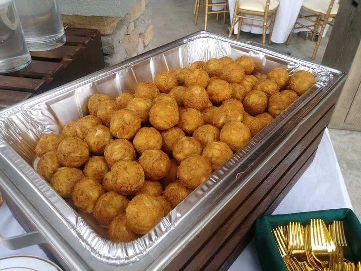 Handmade Crab Balls