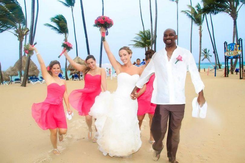 The Hall Wedding Punta Cana