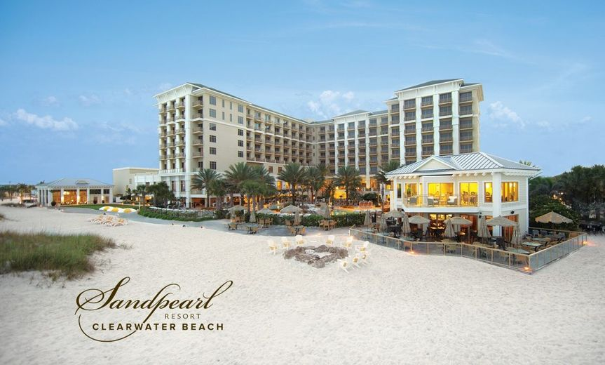 The Sandpearl Resort