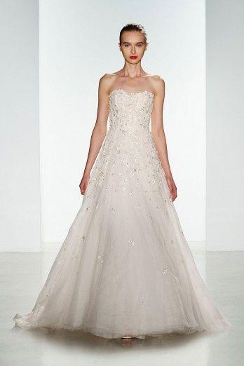 wedding dress amsale fit to flare ashton 348x522