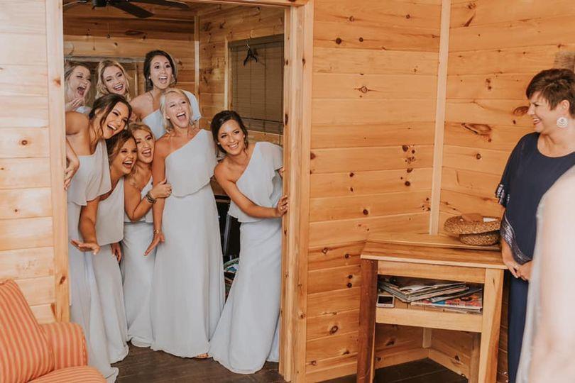 Bridal suite- Big Event Center