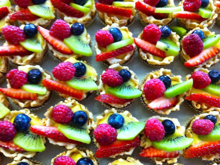 Tmx 1396710468982 Fruit Tart Essex, MA wedding catering