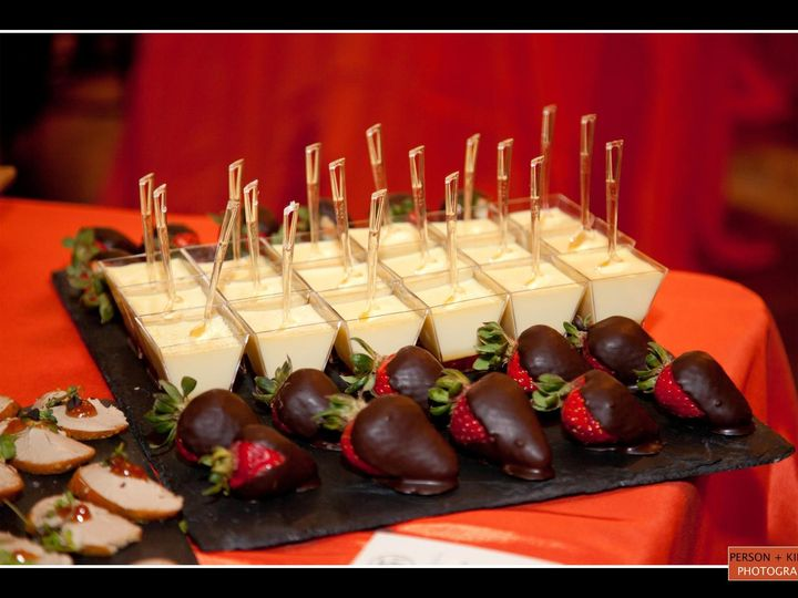 Tmx Chocolate Covered Strawberries And Mini Creme Brules 51 118492 158387531441184 Essex, MA wedding catering