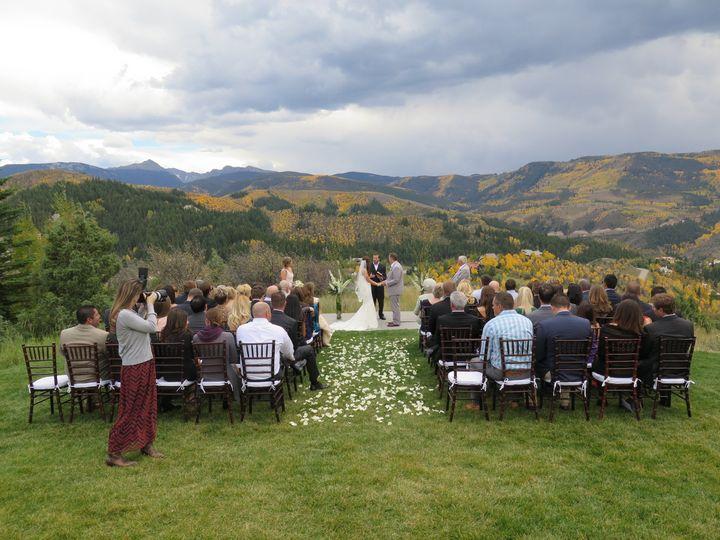 Aspen Ceremony