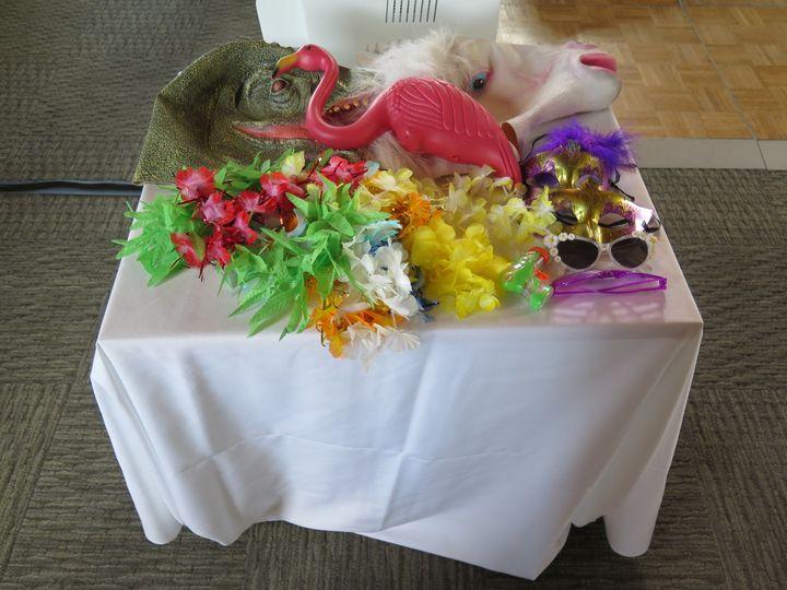Tmx 1536079076 A0fcf19671279336 1536079072 321b90e46f38bbd2 1536079063174 3 Photo Booth Props Denver, CO wedding dj