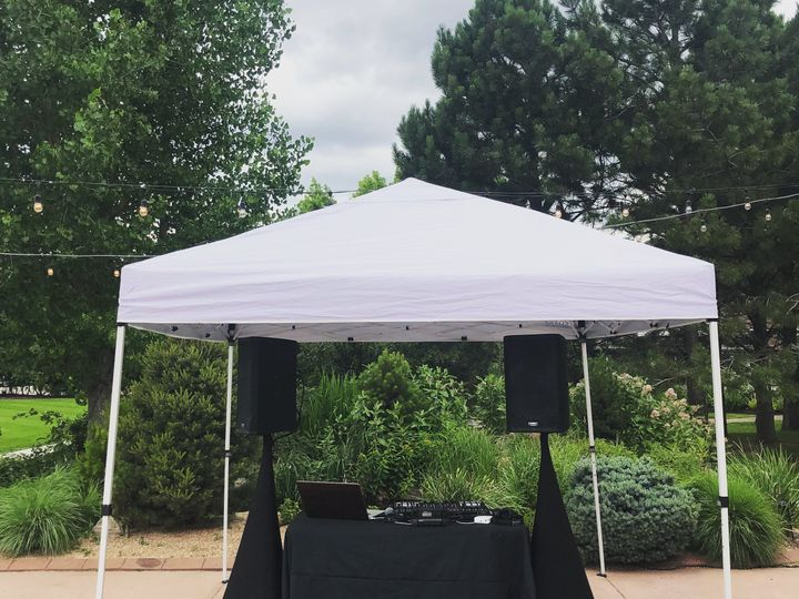 Tmx Outdoor Simple Sound Package 51 558492 Denver, CO wedding dj
