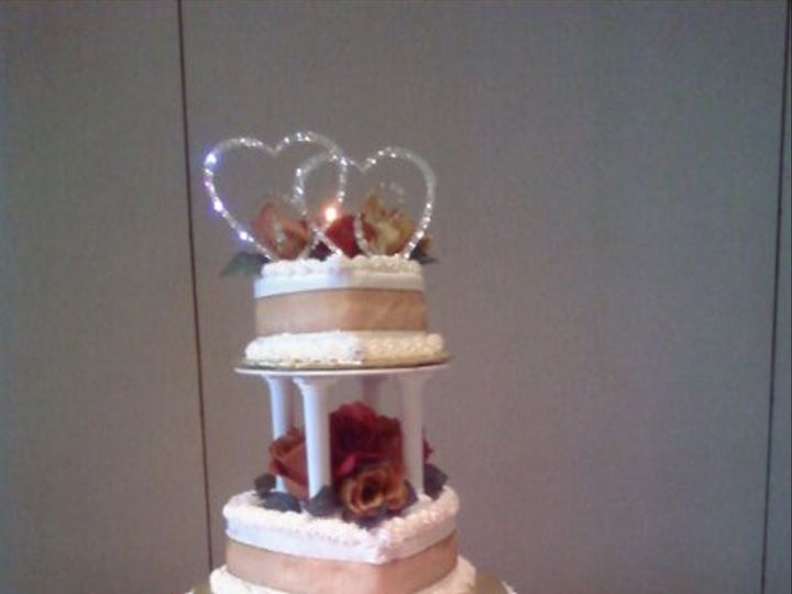 Tmx 1254885792723 9.16.09663 Humble wedding cake