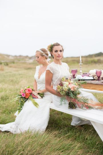 Outer Banks Wedding Planner - Beach Wedding - OBX Wedding - Boho Wedding - Nags Head Wedding