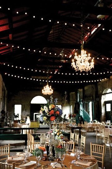 Historic wedding venues in savannah