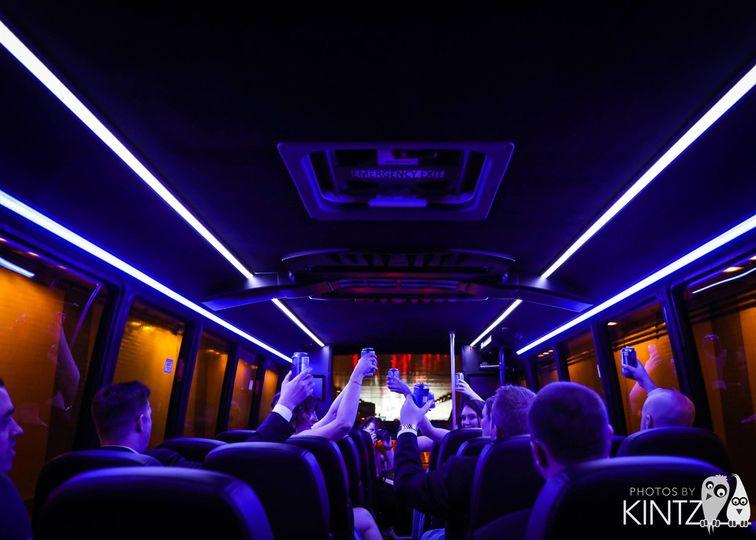 Luxury 32 Passenger Minibus