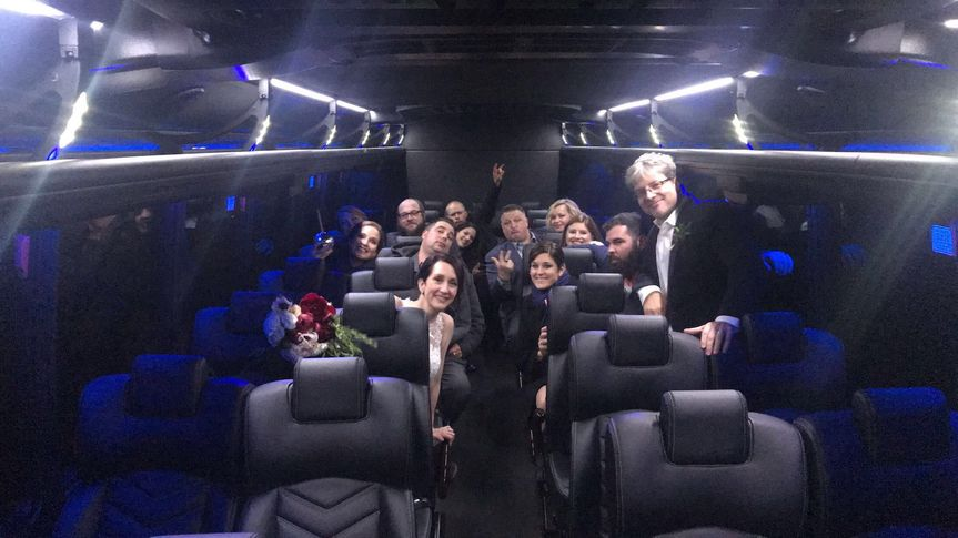 Luxury 38 Passenger Minibus