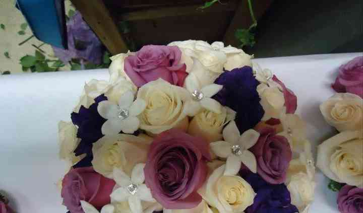 Bed of Roses Florist