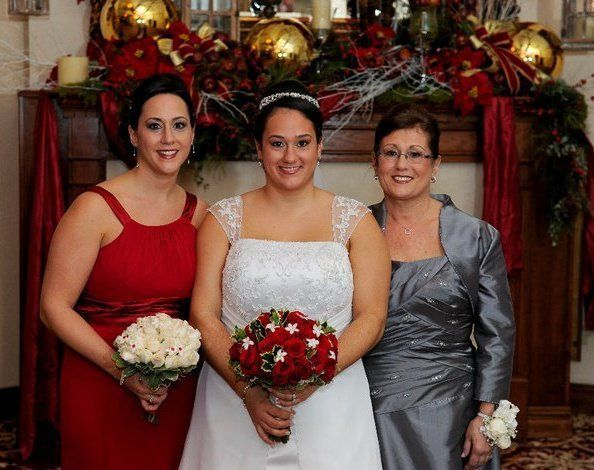 Tmx 1344275127560 Bedofroses3 Yonkers, New York wedding florist