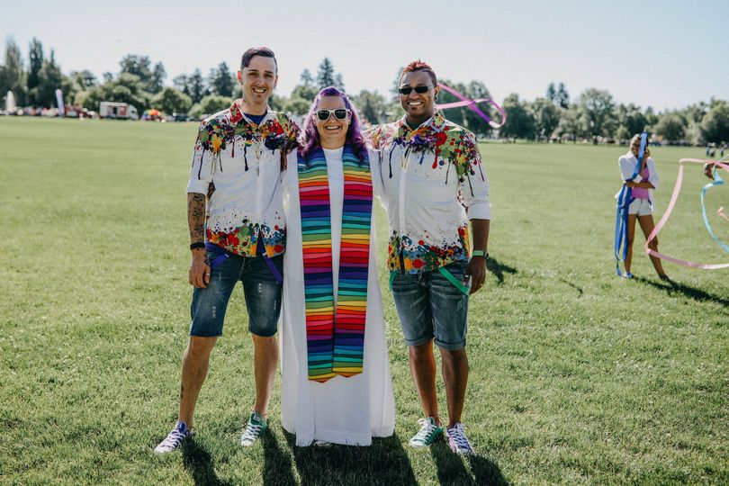 Denver Pride Wedding