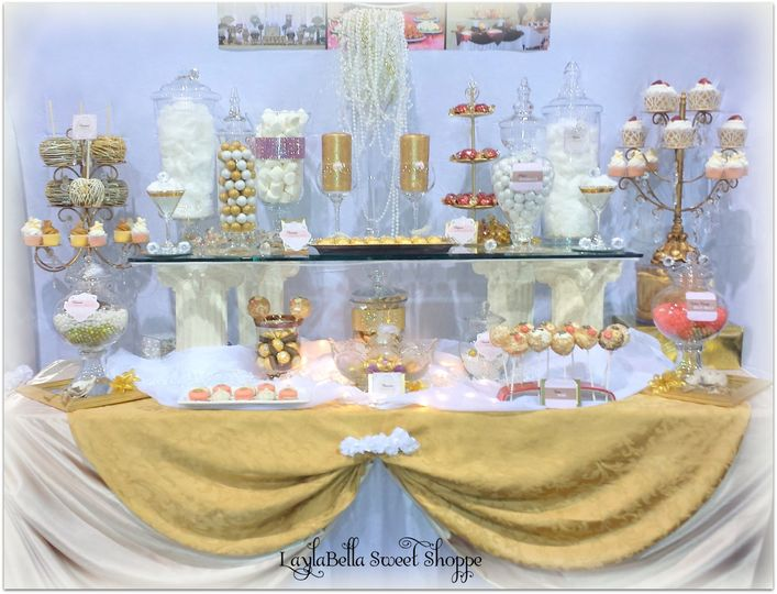 bridal show booth 201