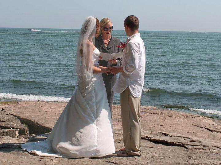 Tmx 1348538285616 AmberSean2Aug2012 Brunswick, Ohio wedding officiant