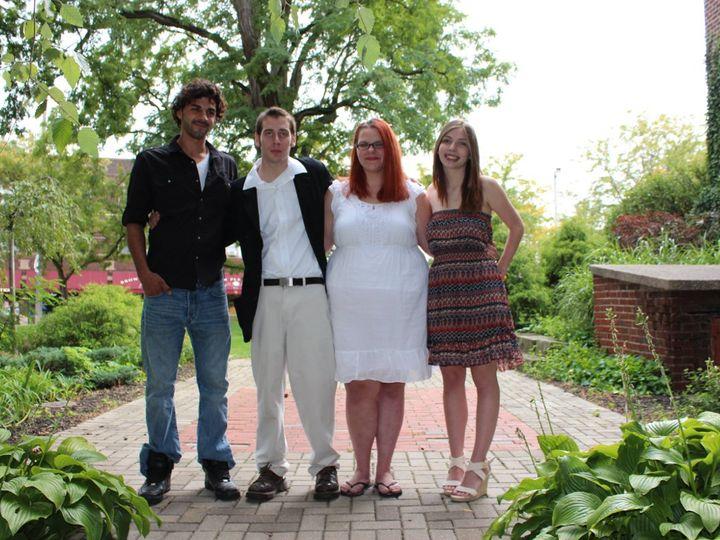 Tmx 1348539828955 AmandaJames192112 Brunswick, Ohio wedding officiant