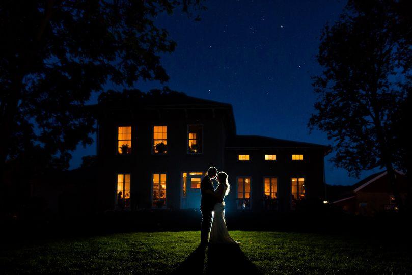 Stone House Night