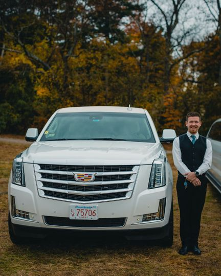 Cadillac Limo Chauffeur