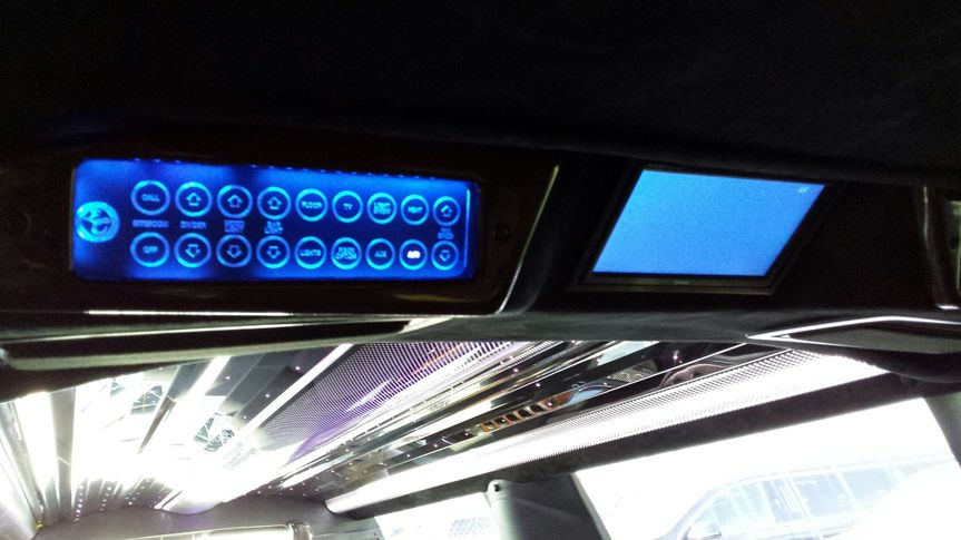 lincoln mkt limo controls