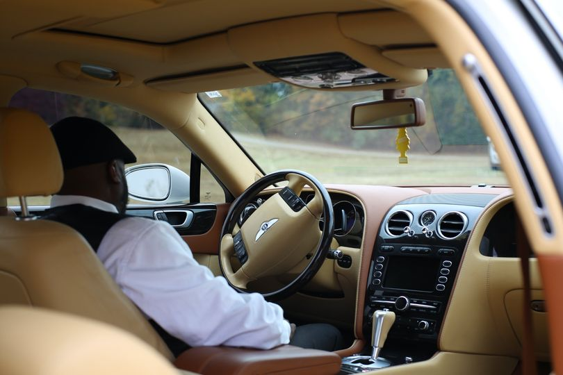 Bentley chauffeur service