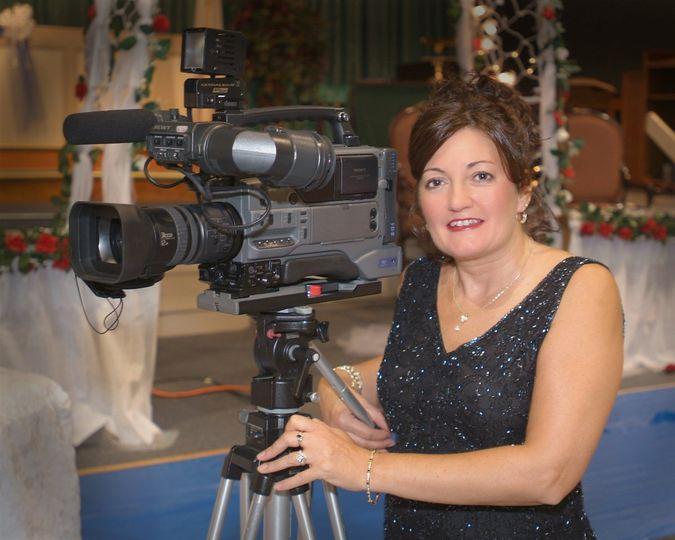 Video Taping Wedding 2008