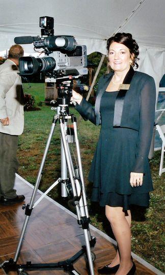 Video Taping Wedding 2010