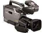 Old Camera SVHS Sony DVCAM DSR-250