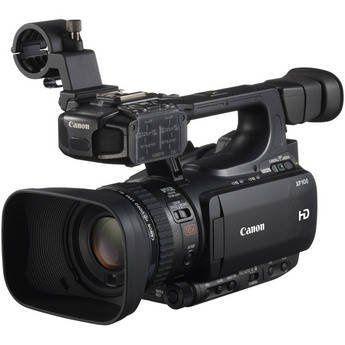 New Camera 2012 Canon XF-100 HD