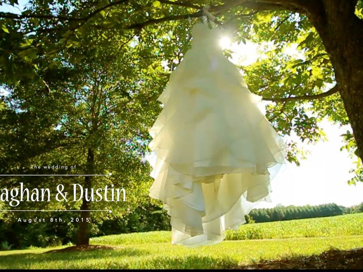 Tmx 1474627546723 Reaghan Dress Still Charlotte wedding videography
