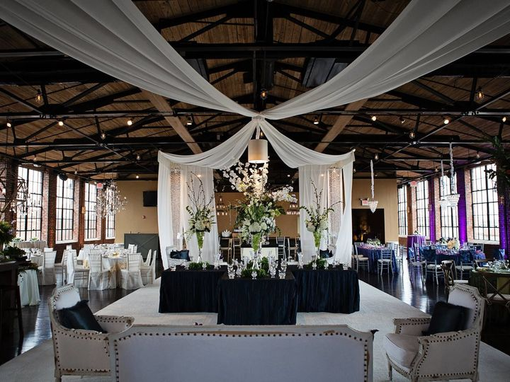 Tmx 1526928266 E833b3b6ed8240a8 1526928263 30a5d80d03b9e36d 1526928260682 8 Draping Hickory, North Carolina wedding venue