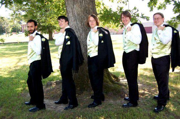 Tmx 1279036426315 Groomsmen3 North Port wedding dress