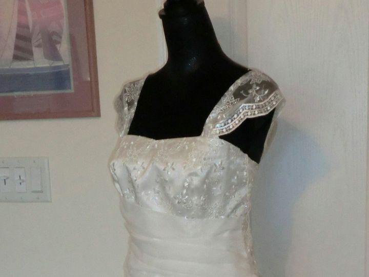 Tmx 1421956760351 Chiffon Over Satin1 001 North Port wedding dress