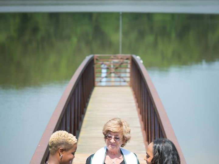 Tmx 1465585602356 Candace And Camille Cary, NC wedding officiant