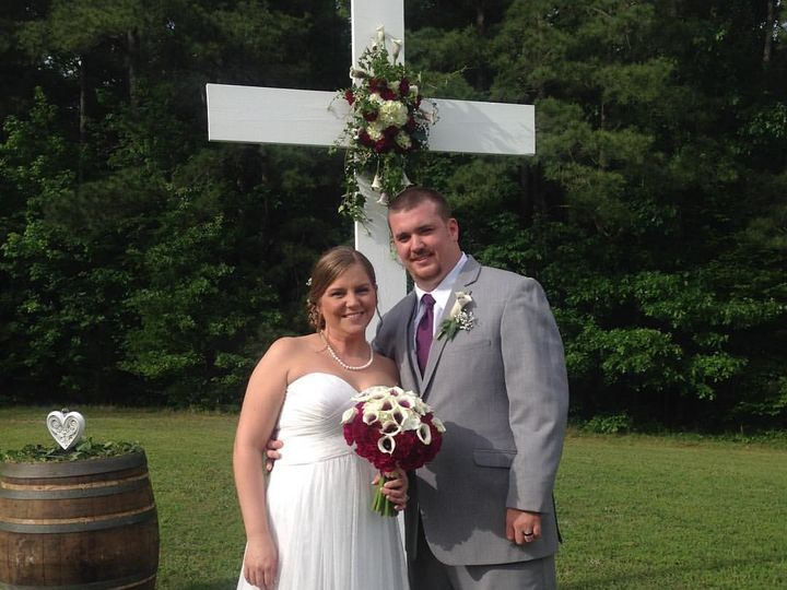 Tmx 1496345064720 Shelby And Richard Cary, NC wedding officiant