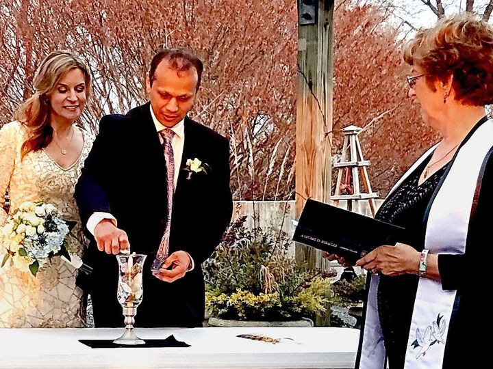 Tmx 1497016454330 Kathryn And Rich 1 Cary, NC wedding officiant