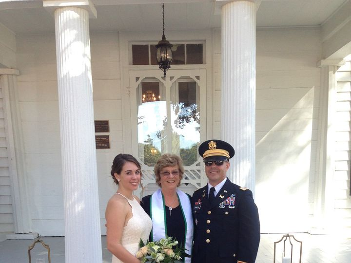 Tmx 1509983641945 Mims House 0ct Cary, NC wedding officiant