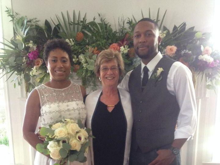 Tmx 1509984357015 Mims House August Cary, NC wedding officiant