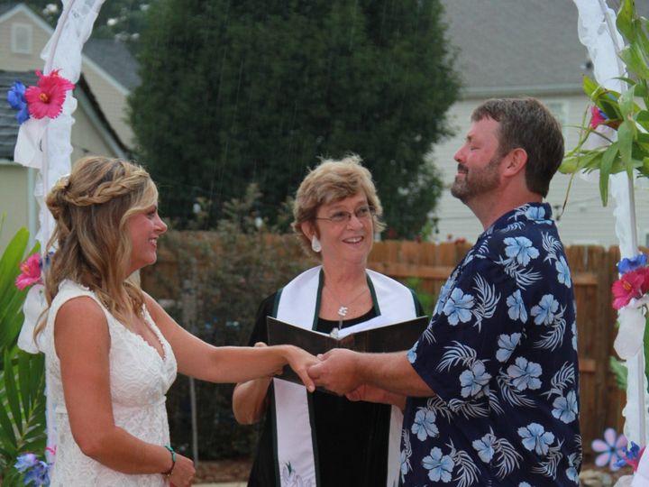 Tmx Melody And Jason 51 772592 V1 Cary, NC wedding officiant